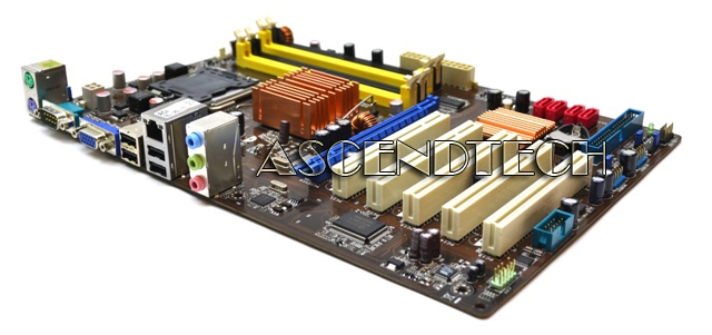 Asus P5KPL IPC/SI Descargar Controlador