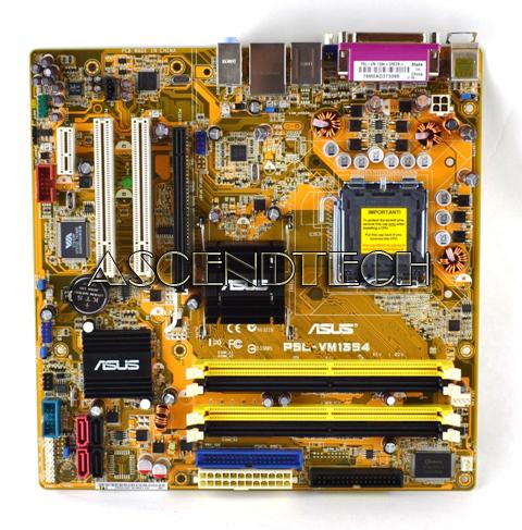 Asus P5L-VM 1394 Motherboard Windows 7 64-BIT