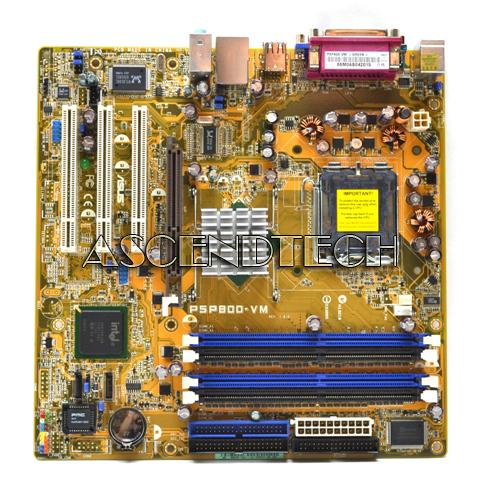 DOWNLOAD DRIVER: ASUS P5P800-VM