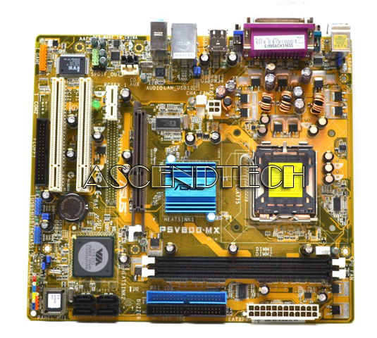 DRIVERS FOR ASUS P5V800-MX MOTHERBOARD