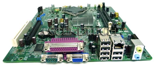 R64DJ 0R64DJ CN-0R64DJ | Dell R64DJ Optiplex 380 Sff Motherboard