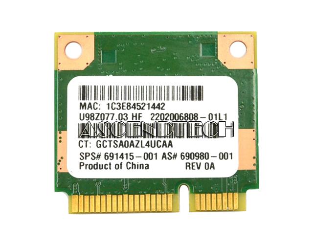 HP 2000-2b59WM Ralink WLAN 64 Bit