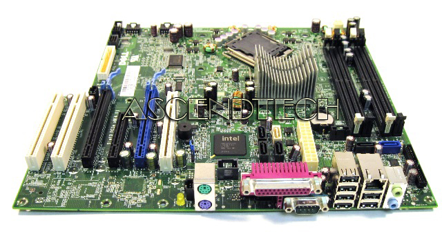 Dell TP412 Precision T3400 Motherboard