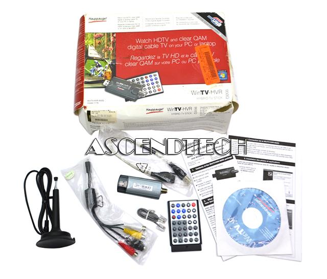 HAUPPAUGE WINTV-HVR-950Q TV TUNER CARD DRIVERS PC