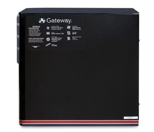 Gateway DX4720 NVIDIA Graphics Driver
