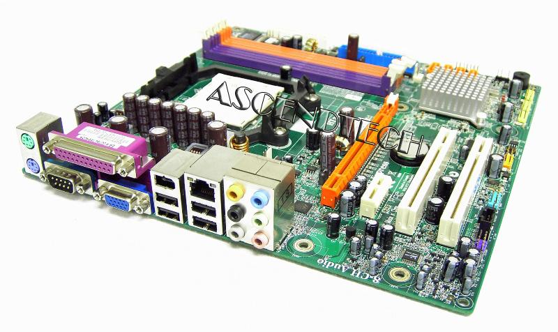 MCP61PM-AM V.1.0A GF6150 | Ecs MCP61PM-AM Dual Core AM2 Motherboard