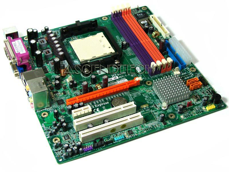 MCP61SM-AM V.1.0 GF6100 | Ecs MCP61SM-AM Dual Core AM2 Motherboard