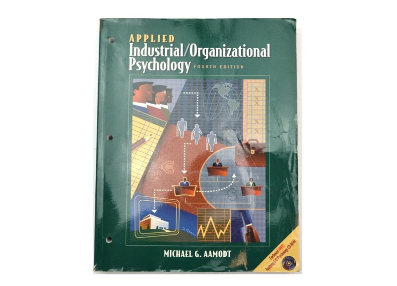 aamodt industrial organizational psychology 8th edition pdf free