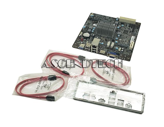 Details about ECS BAT-I/J1900 INTEL BAY TRAIL J1900 DDR3 SATA2 MINI ITX  MOTHERBOARD/CPU COMBO