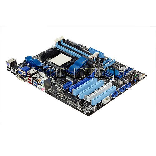 Asus M4A88T V EVO Socket AM3 USB 3 0 DDR3 880G SB710 DVI VGA HDMI Motherboard 4719543176863