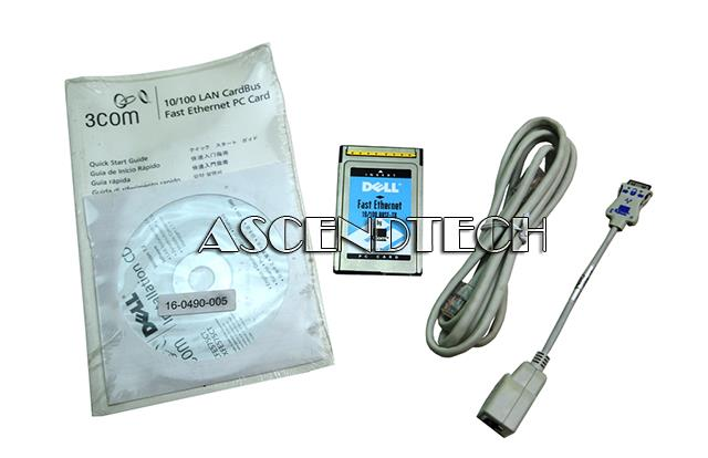Dell Latitude C600 3Com 10/100 MB Ethernet Cardbus PC Card Driver (2019)