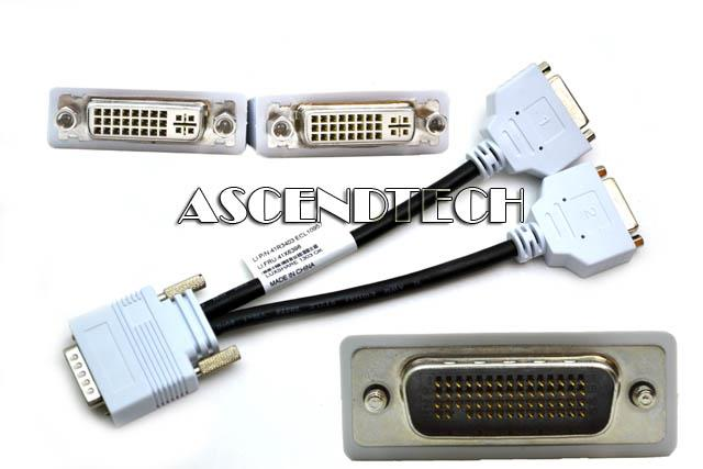 338285 005 Hp Dms 59 To Dual Dvi Adapter Cable