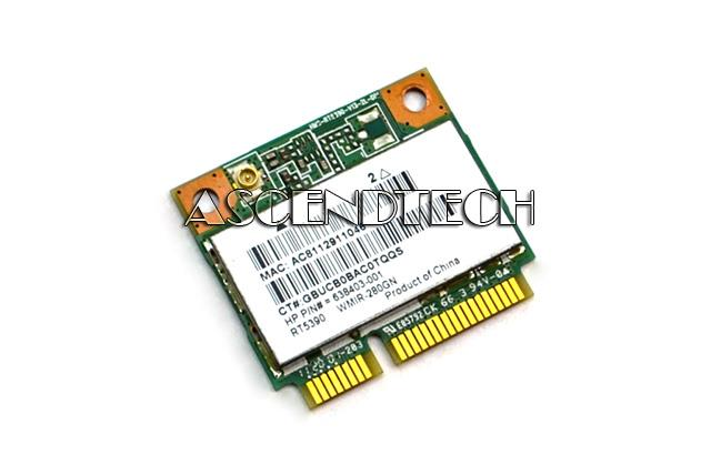 NYCPUFAN USB 2.0 Wireless WiFi LAN Card for HP-Compaq Pavilion Slimline S5310y