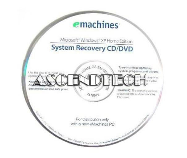 recovery emachines