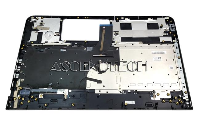 Laptop Top Cover Keyboard Palmrest Assembly Without Touchpad 813017-001 for HP Envy 15-AH155NR 15Z-AH000 M6-P Series