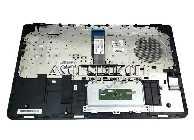Hp X360 15-bk Keyboard Touchpad Assy