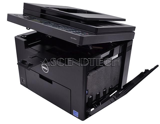 Dell C1765nfw Fax Printer Scanner 8GDTP