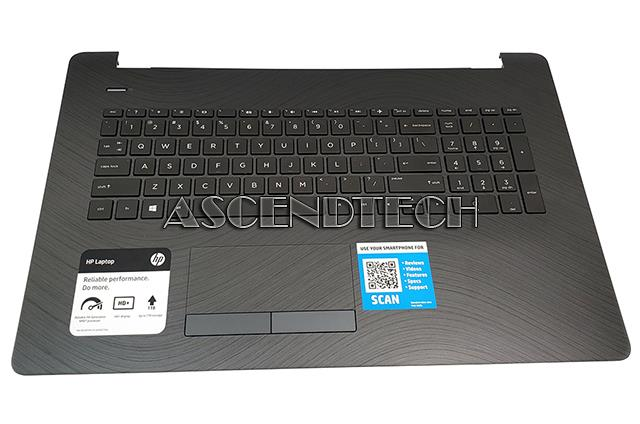 HP 17-AK 17-BS SERIES PALMREST TOUCHPAD 926560-001 NO TOUCHPAD BOARD OR KEYBOARD