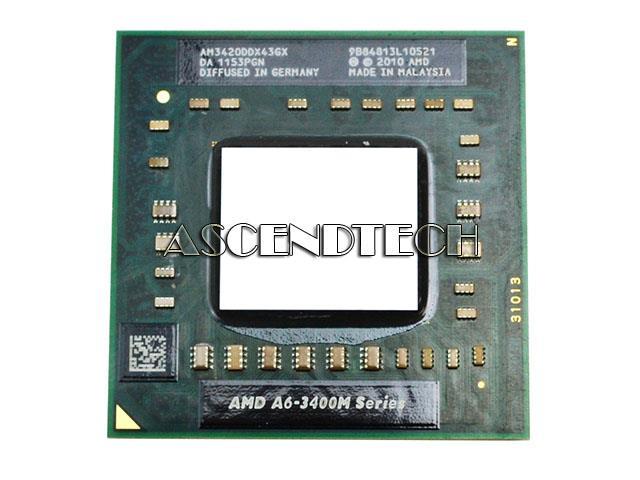 Amd A6-3420M 1 5GHz Mobile FS1 Apu Cpu