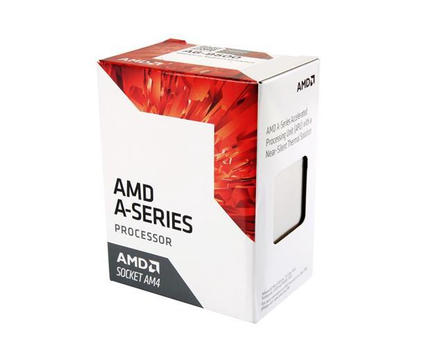 A6 9500 Socket Am4 Amd A6 9500 3 5ghz 3 8ghz Dual Core Cpu