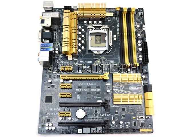 Asus Z87-Pro DDR3 Sata Atx Motherboard