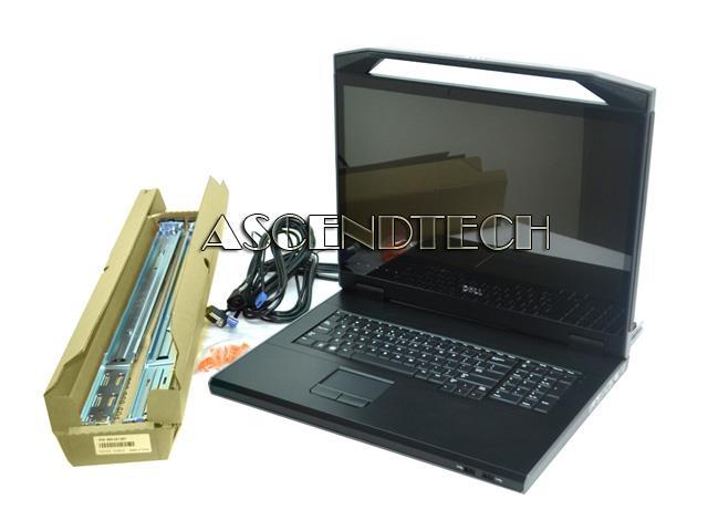 Dkmmled185 G01 Dell 18 5 Quot 1u Rackmount Led Kmm Console