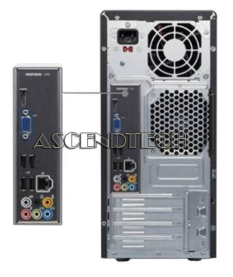 DELL INSPIRON 570 DESKTOP DRIVER PC