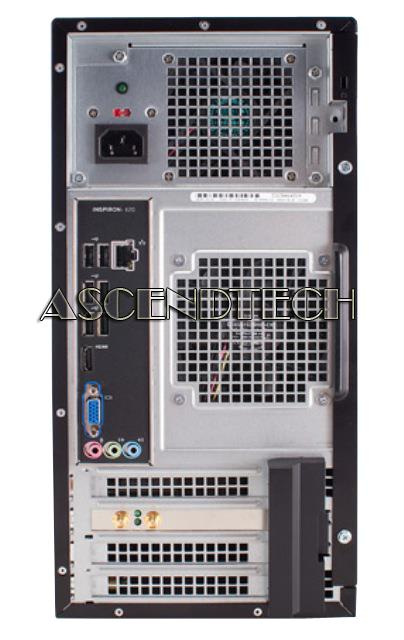 Dell Inspiron 620 Intel i3-2120 Desktop