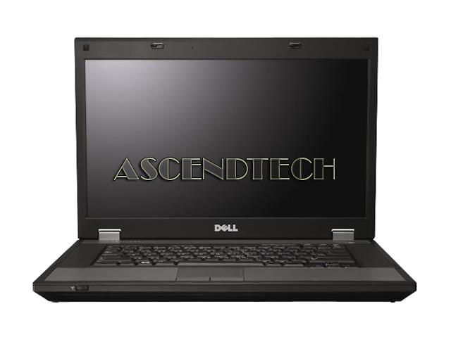 Windows 7 4GB DDR3 160GB | Dell Latitude E5510 Core i7 4GB Laptop