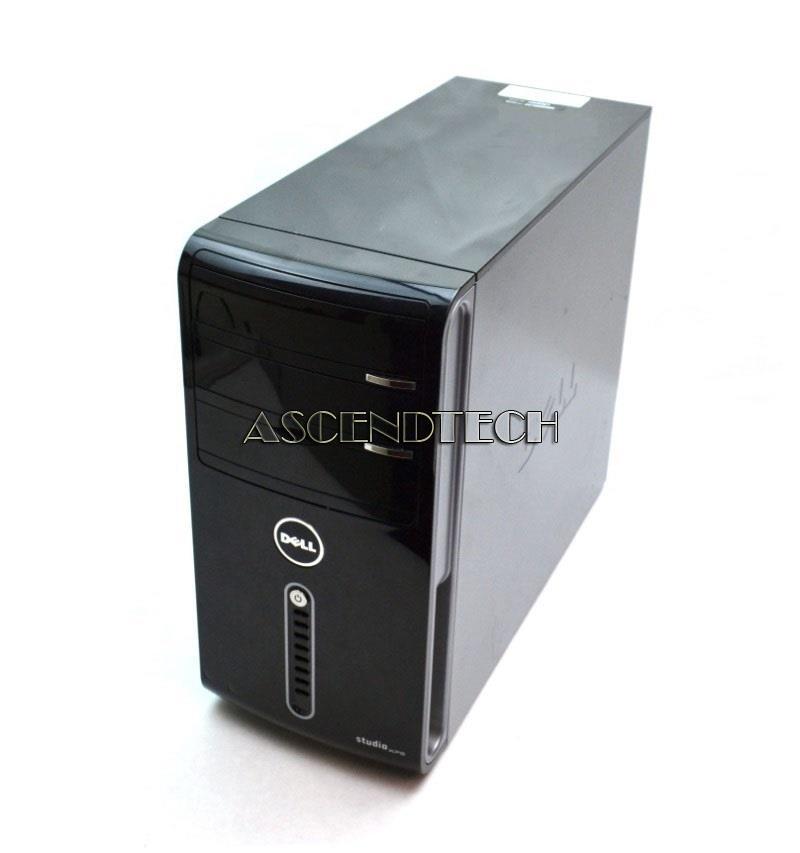 Dell Studio XPS Desktop 435MT AMD Radeon HD4350 Display Windows