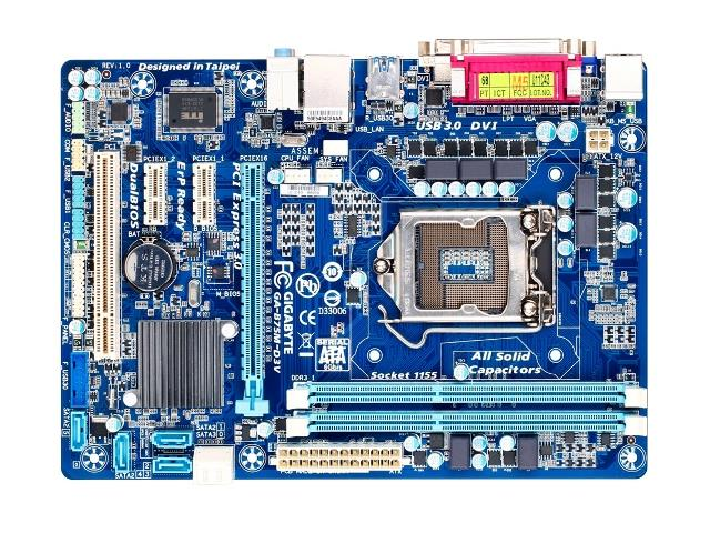 GIGABYTE GA-B75M-D3V (REV. 1.1) DRIVERS FOR PC