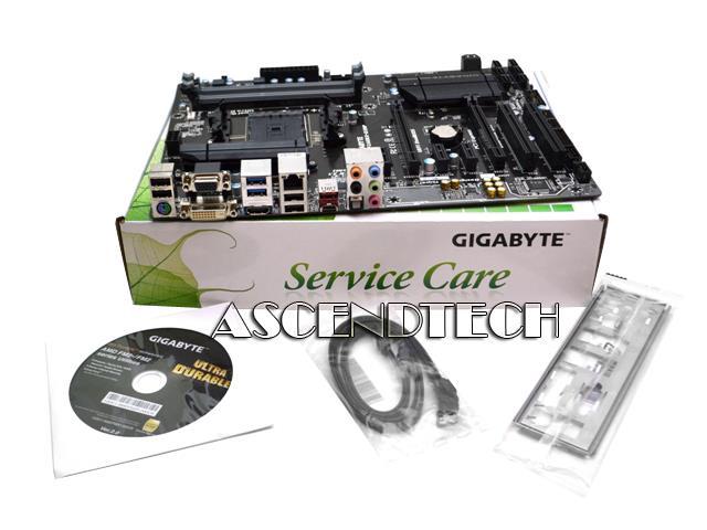 Gigabyte GA-F2A88X-D3HP R 1 Service Care