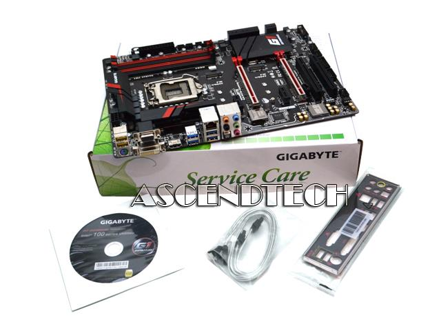 Gigabyte GA-H170-Gaming 3 R1 1 Serv Care