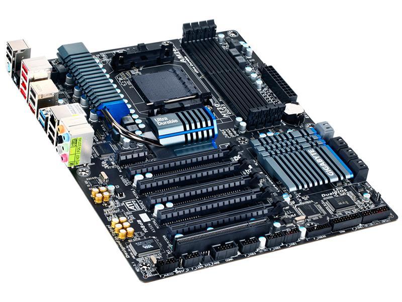 BIOS CHIP:GIGABYTE GA-990FXA-UD5 REV 1.0