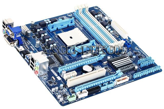 Gigabyte GA-F2A85XM-D3H R 1 1 Mb No I/O