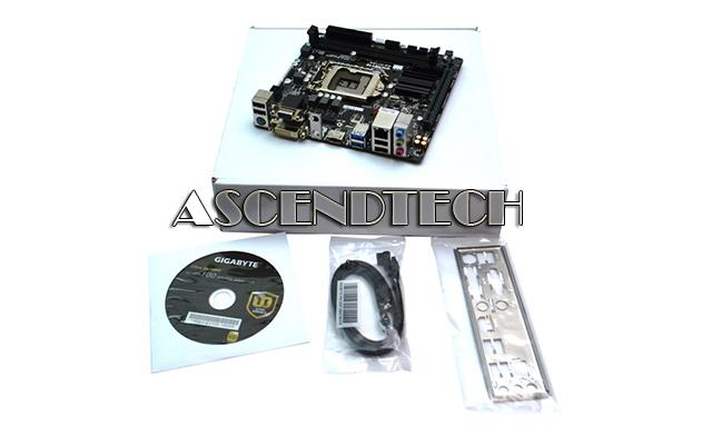 Gigabyte GA-H110N Rev 1 0 Itx White Box
