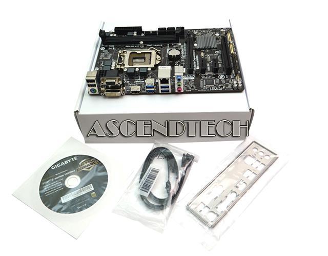 Gigabyte GA-H97M-HD3 Rev 1 0 White Box