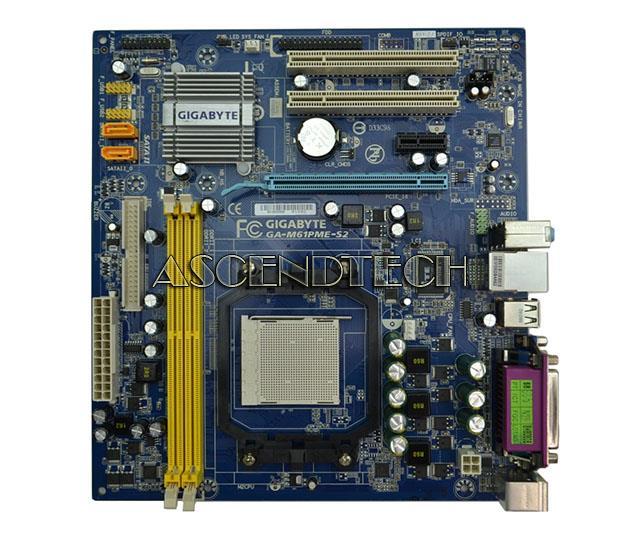 Gigabyte GA-M61PME-S2 Nvidia SATA RAID Driver