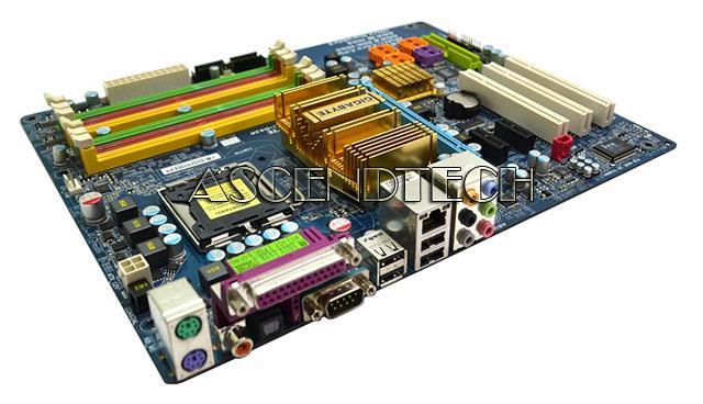 Gigabyte GA-P35C-DS3R Intel ICH9R SATA RAID XP