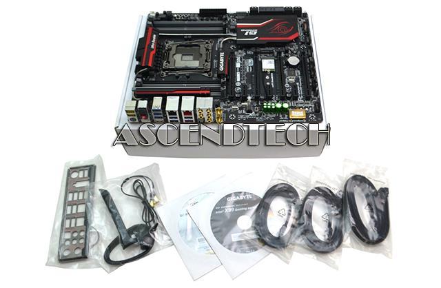 Gigabyte GA-X99-Gaming G1 Wifi R 1 White