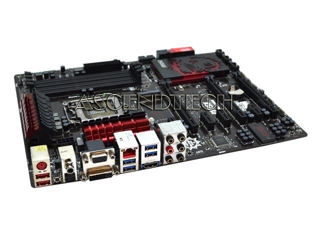 Msi Z97-G45 Gaming Motherboard No I/O