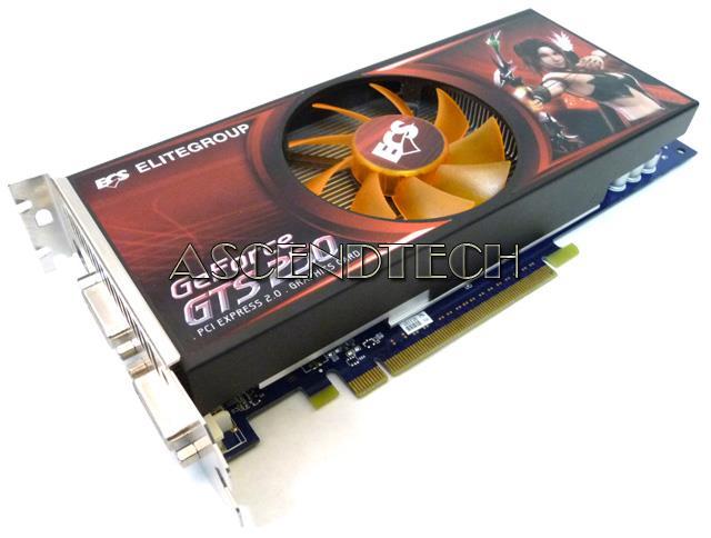 ECS NGTS250-512MX-F NVIDIA Graphics Treiber Herunterladen