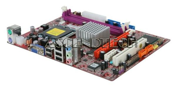 Pc Chips P47G G31 LGA775 1333FSB DDR2 Mb