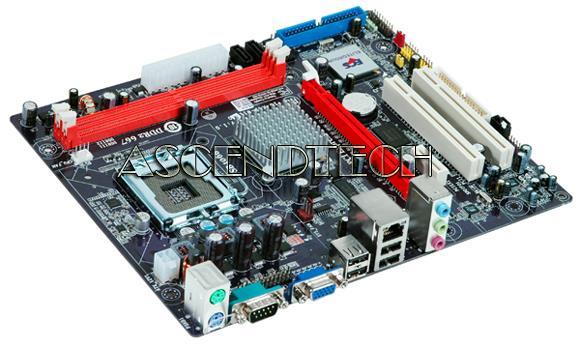 Ecs P4M900-M2 LGA775 DDR2 1066FSB Mboard