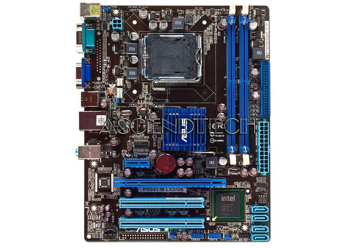 ASUS P5G41-M LE DRIVERS PC