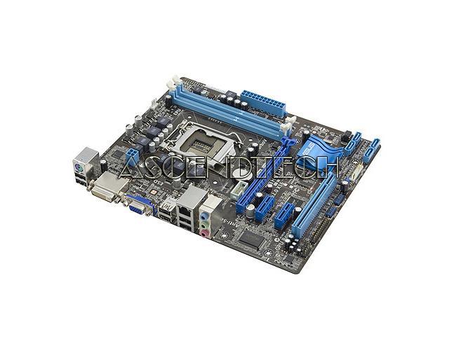 Intel H61 ASUS Motherboard P8H61-M PRO Chipset LGA 1155 DDR3 Memory B3
