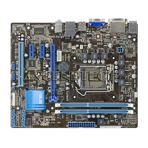 Asus P8H61-M Le LGA1155 H61 Motherboard