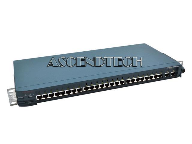 Cisco Catalyst 1900 Switch manual