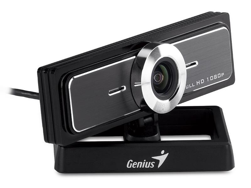 Genius 120-degree Ultra Wide Angle Webcam WideCam F100