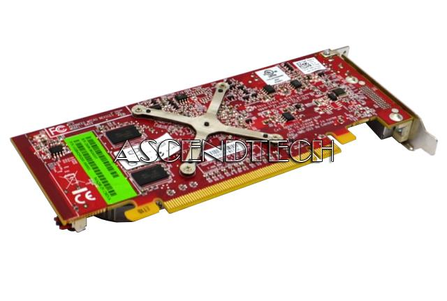 ATI Radeon HD3450 256MB PCI-E x16 Low Profile Video Card 109-B62941 102-B62902